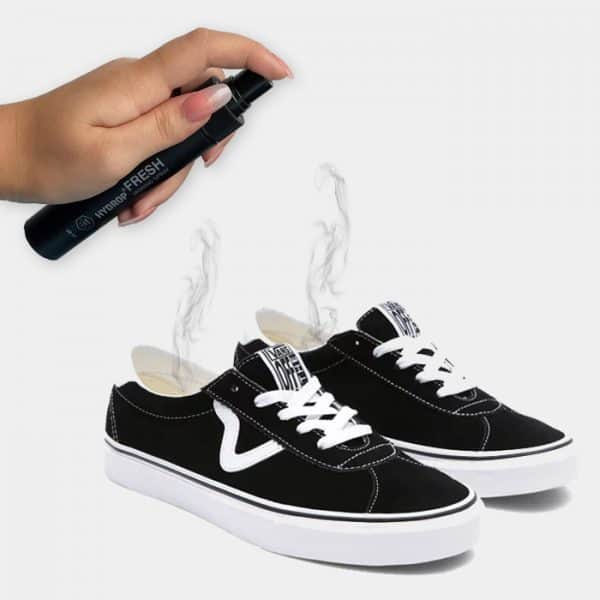 Désodorisant Ecologique chaussures basket sneaker Vetement Textiles Tissu Hydrop Fresh