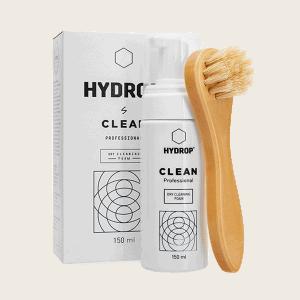 hydrop clean mousse nettoyante naturelle eco nano tech