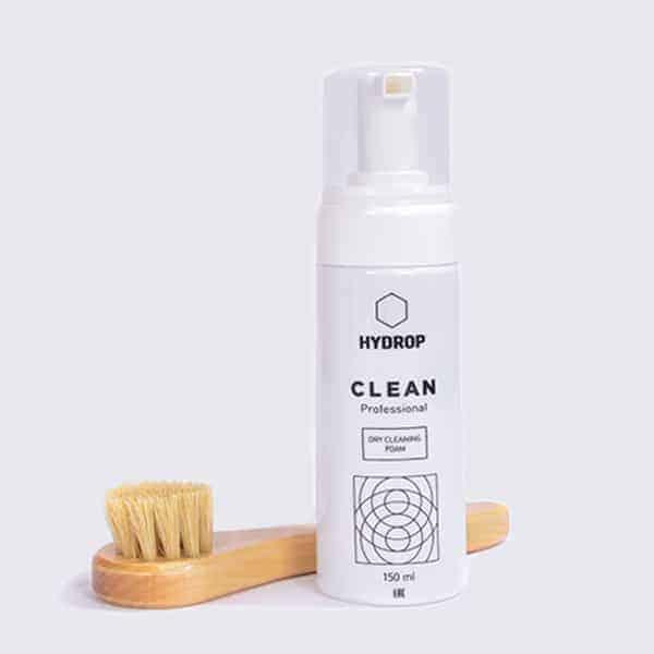 hydrop clean mousse nettoyante écologique eco tech