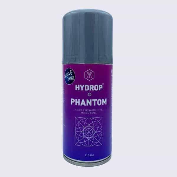 hydrop phantom textile spray réfléchissant