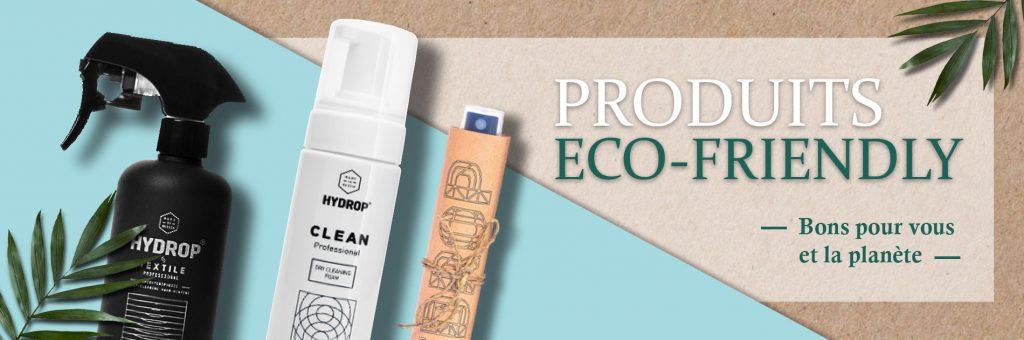 hydrop - gamme protection entretien textile tissus