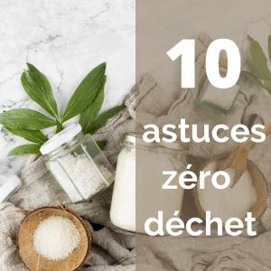 dix astuces zero déchet article hydrop