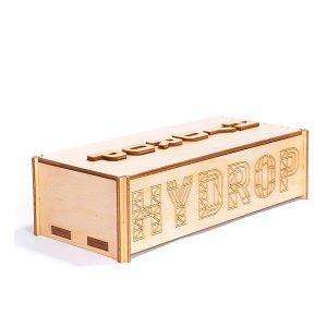 hydrop petit coffret cadeau bois écologique