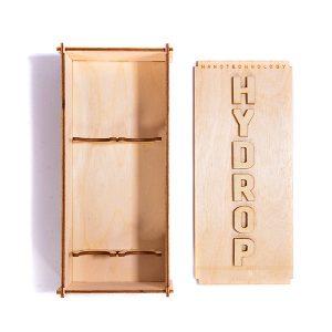 hydrop petit coffret bois écologique cadeau
