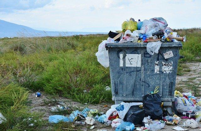 lutter contre la pollution en réduisant ses déchets