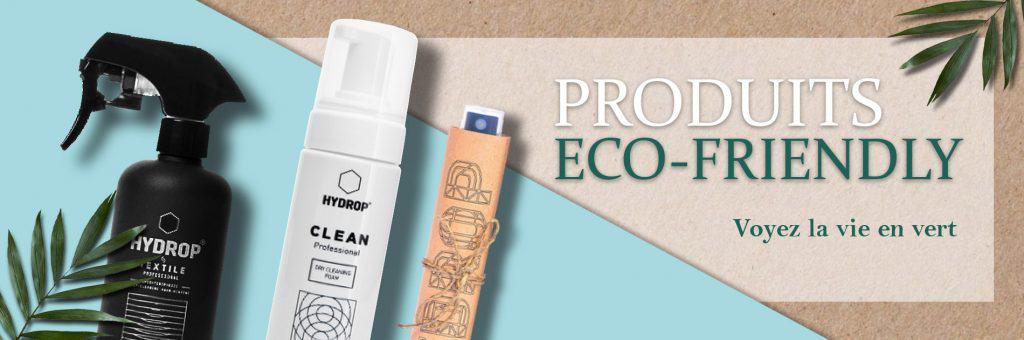 bannière hydrop produit naturel entretien protection écologie