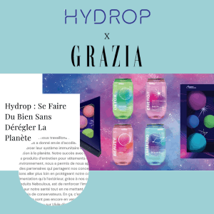 Parution hydrop article Grazia