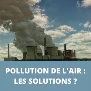 Article blog hydrop pollution de l'air les solutions