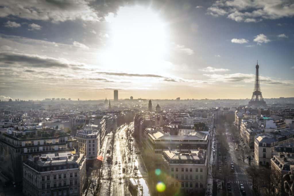 quel niveau de pollution de l'air dans votre ville ?