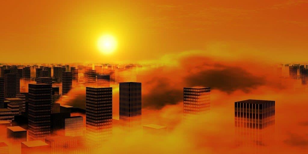 réduire la pollution de l'air est bénéfique pour la santé
