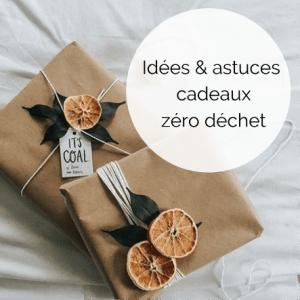 Article blog Hydrop idée astuce cadeau zero déchet