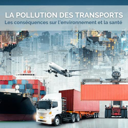 Cover Article Blog Hydrop La Pollution des Transports Conséquences Planète et Santé